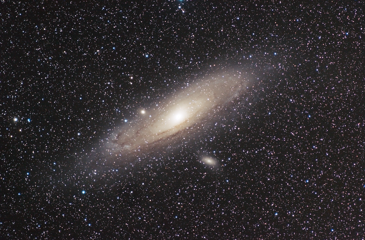 Info On Andromeda Galaxy - Pics about space