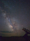 Milky Way at NSP